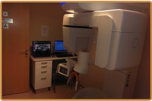 Rayscan Symphony 3D CT Scan